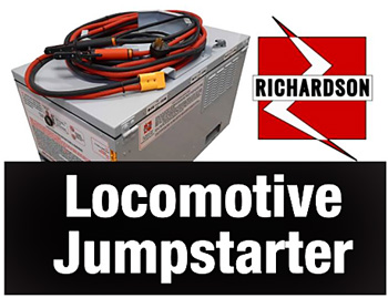 Locomotive Jumpstarter